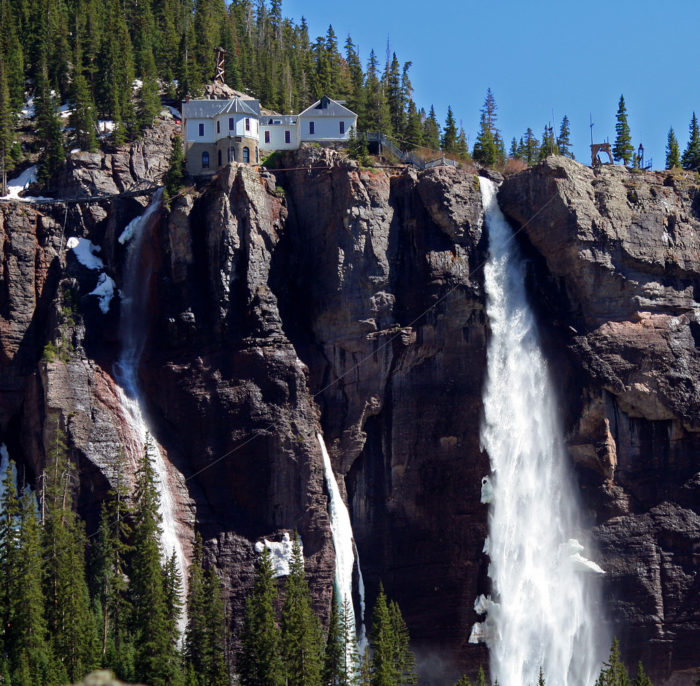 101 Of The Most Beautiful Hikes In Colorado: Bridal Veil Falls Is The Most Beautiful Waterfall In Colorado