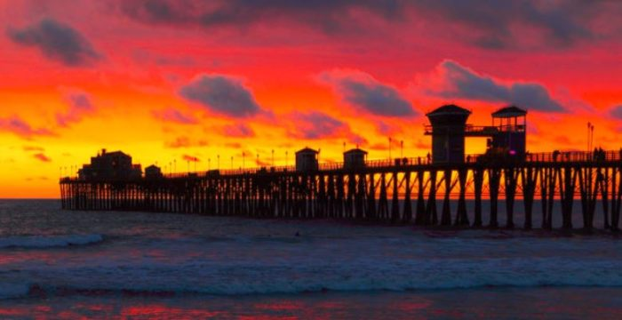 California's Sunsets Are The Most Photographed In The World And These 9 Photos Prove Why
