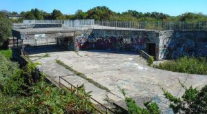 Everyone In Rhode Island Should See What's Inside The Walls Of This Abandoned Fort