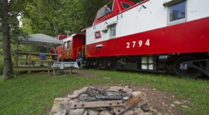 This West Virginia Train Is Also A Hotel Suite On Wheels And You Have To Check It Out