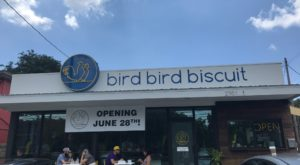 This New Austin Eatery Serves The Most Mouthwatering Honey Butter Chicken Biscuits Ever