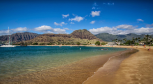The Underrated Sandy Beach In Hawaii You Absolutely Need To Visit