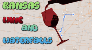 This Daytrip Will Take You To The Best Wine And Waterfalls In Kansas