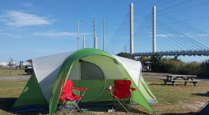 The Lesser-Known State Park In Delaware That Has Amazing Beachfront Camping