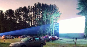 Massachusetts' Oldest Drive-In Theater Is Hiding In A Small Town And You'll Want To Visit