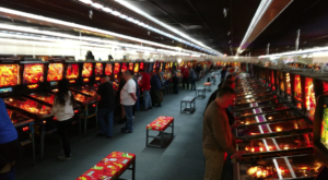 The Largest Pinball Arcade In The World Is Right Here In Southern California And It's Beyond Epic