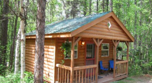 6 Campgrounds In Montana Perfect For Those Who Hate Camping