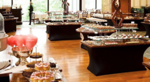 This All-You-Can-Eat Chocolate Buffet In Massachusetts Is What Dreams Are Made Of