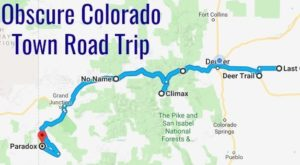 The Obscure Colorado Town Road Trip Is Everything You Need This Summer