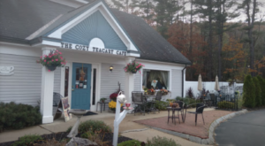 Visit These 4 Charming Tea Rooms In New Hampshire For A Piece Of The Past