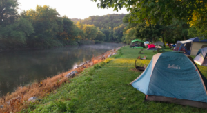 There's No Other Campsite In Iowa Quite Like This One