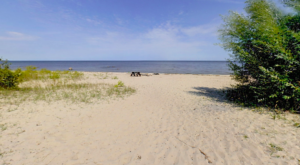 You'll Love This Secluded Minnesota Beach With Miles And Miles Of White Sand