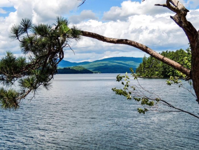 Newfound lake is the cleanest lake in new hampshire for Plenty of fish nh