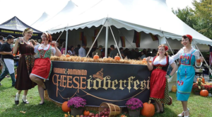 There's A Great Big Cheese Festival Coming To Delaware And It Looks As Delicious At It Sounds