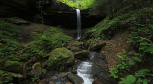 The One County In Kentucky With Countless Waterfalls You'll Want To Visit