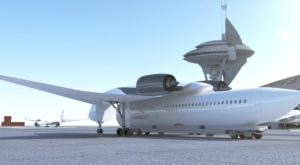 These Futuristic Trains Can Turn Into Planes And Back Again