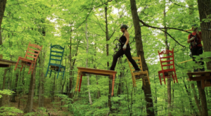 The Giant Jungle Gym Hiding In New York Will Bring Out The Adventurer In You