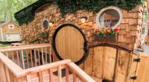 You Will Never Forget Your Stay At This One-Of-A-Kind Colorado Hobbit House