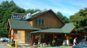The Most Delicious Bakery Is Hiding Inside This Unsuspecting Oregon Gas Station