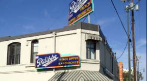 You Can Still Eat At The Delicious Southern California Restaurant That Invented The French Dipped Sandwich In 1918