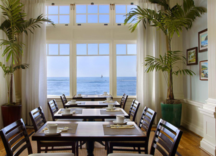 Beach House At The Moana Lunch Menu