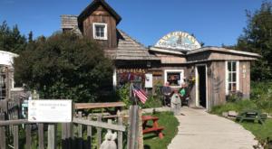 This Funky Little Cafe In Alaska Is A True Hidden Gem