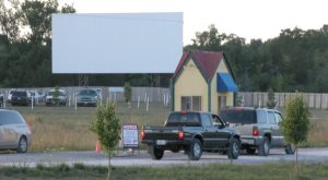 This Tiny Drive-In May Just Be The Best Kept Secret Near Nashville
