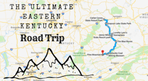 The Weekend Road Trip Through Eastern Kentucky Everyone Should Take