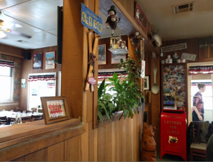 The Building Was Red Around 40 Years Ago To Become One Of Best Restaurants In Tahoe Area