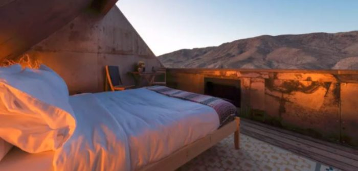 This Airbnb On The West Coast Will Give You The Most Dreamy View Of The Stars