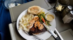 Amtrak's New Sleeping Car Menu Will Make Your Stomach Rumble
