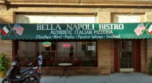The Old-School Italian Joint In Georgia That Serves Pasta Straight Out Of A Cheese Wheel