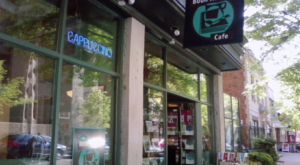This Charming Cafe In Connecticut Is Also A Bookstore And You'll Love It