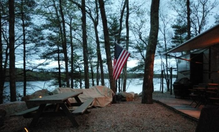 Rhode Island Rv Campgrounds With Water Access
