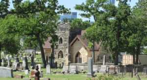 A Trip Through Austin's Oldest Cemetery Will Give You A Taste Of The Past