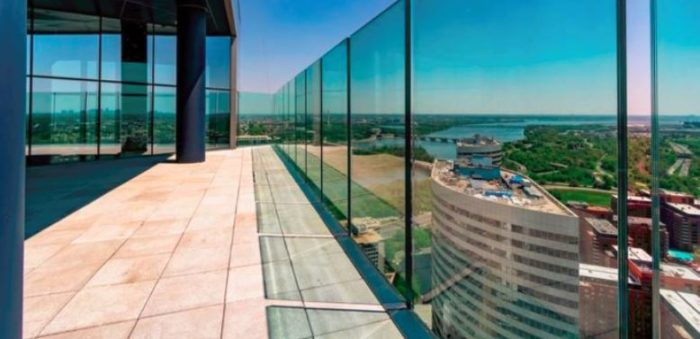 This Highest Observation Deck In Washington D.C. Will Let You Walk Through The Clouds