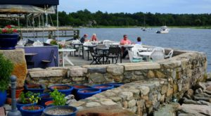 The Sunsets From This Harborside Restaurant In Rhode Island Are As Amazing As The Food