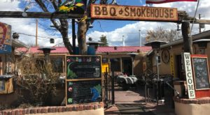 This Zany Restaurant Serves Up The Best BBQ In New Mexico