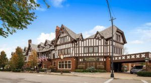 You'll Never Want To Check Out Of Cincinnati's Most Charming European Style Inn