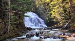 Your Kids Will Love This Easy 1-Mile Waterfall Hike Right Here In Idaho