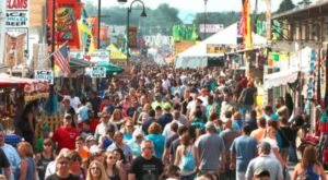 There's Something For Everyone At The Oldest State Fair In The Country