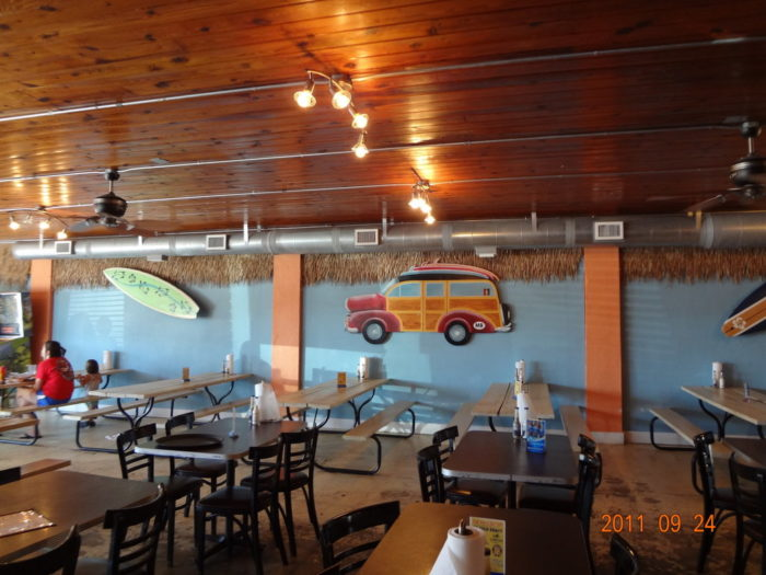 Killer Seafood Restaurant Mexico Beach
