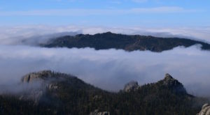 This Hike Through The Clouds Will Give You The Absolute Best Views In South Dakota