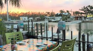 This Unlikely Oceanside Restaurant Has Some Of The Best Views In Florida