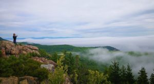 The Maine Hike That Leads To The Most Unforgettable Destination