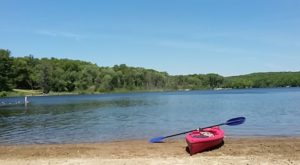 Most People Don't Know There's a Kayak Park Hiding In Rhode Island