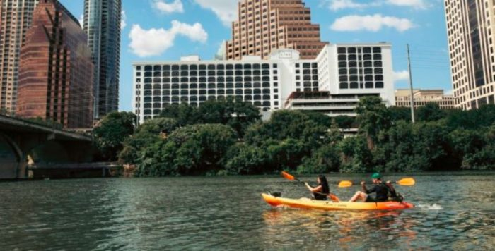 The Newest Lakefront Hotel In Texas Will Leave You Speechless And It's Not Hard To See Why
