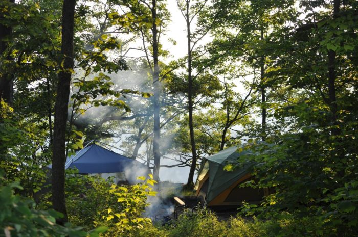 Loft Mountain Campground In Virginia Is The Most Magical ...