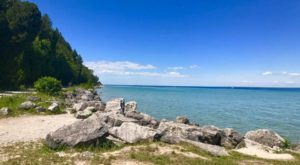 The Historic Waterfront Trail In Michigan That Is An Adventurer's Dream