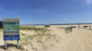 The Top Secret Beach In New Jersey That Will Make Your Summer Complete